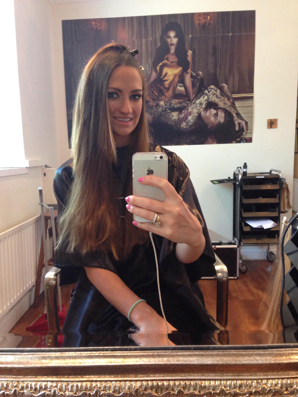 Gold Fever Hair Extension Review Tori Keane
